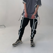Load image into Gallery viewer, Reflective Cargo Pants