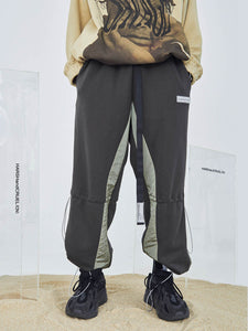 Metal Nylon Trackpants