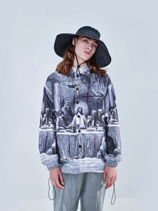 Last Supper Coach Jacket