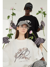 Load image into Gallery viewer, Floral Logo Tee