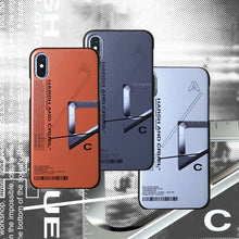 "Load image into Gallery viewer, iPhone Cover ""Industrial"""