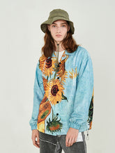Load image into Gallery viewer, Sunflower Coach Jacket