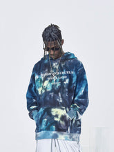 Load image into Gallery viewer, Tie Dyed Logo Hoodie