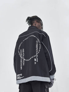 Regular Logo Jacket