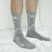 Load image into Gallery viewer, Cyberpunk Socks