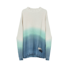 Load image into Gallery viewer, Gradient Heavy Sweater