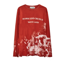 Load image into Gallery viewer, Vintage Deconstruction Long Sleeve Tee