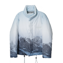 Load image into Gallery viewer, Snow Mountain Puffer Down Jacket