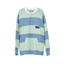Load image into Gallery viewer, Retro Striped Sweater