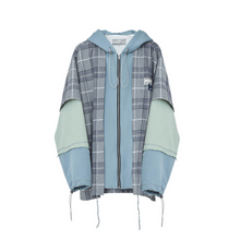 Load image into Gallery viewer, Stitched Two-Piece Hoodie