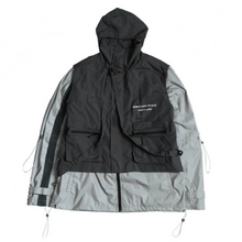 Load image into Gallery viewer, Two Layers 3M Reflective Jacket