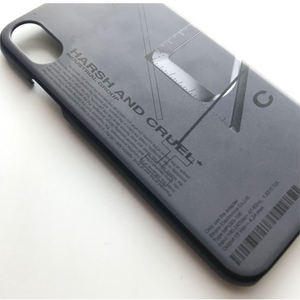 "iPhone Cover ""Industrial"""