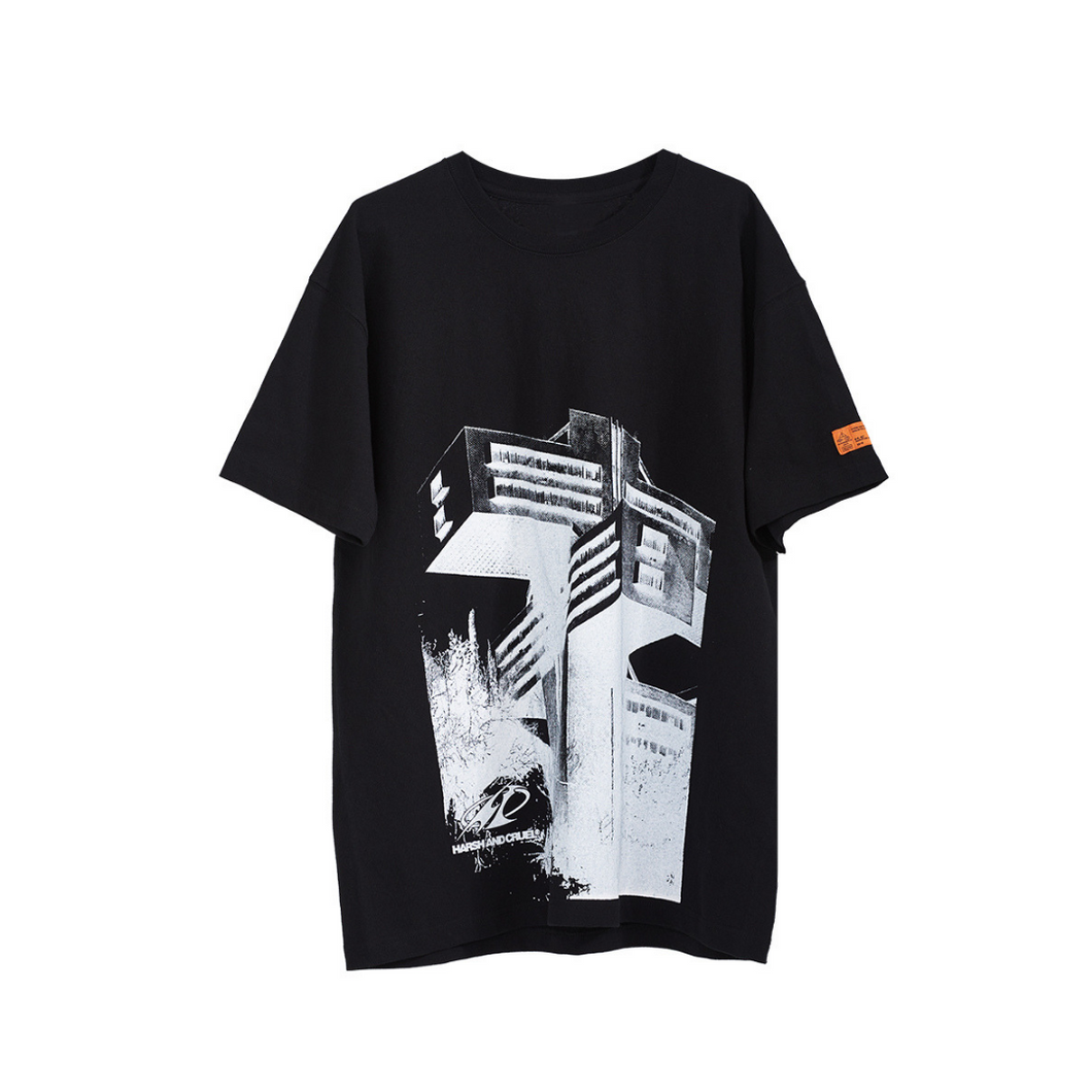Architectural Dystopia Tee