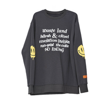 Load image into Gallery viewer, Graffiti Revelation Division Sweater