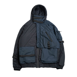 Functional Straps Down Jacket