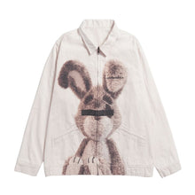 Load image into Gallery viewer, Rabbit Print Coach Jacket