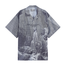 Load image into Gallery viewer, Noise in my Head Cuban Shirt