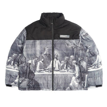 Load image into Gallery viewer, The Last Supper Logo Down Jacket