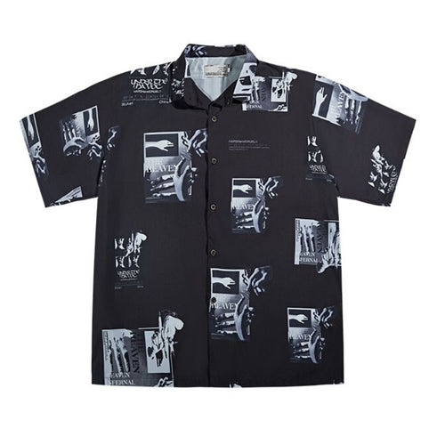 The Heaven Button-Up Shirt