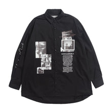 Load image into Gallery viewer, Layout Logo L/S Shirt