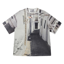 Load image into Gallery viewer, Full Print Street View Tee