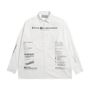 Industrial Graphic Shirt