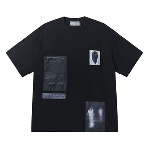 Dark Art Patch Tee