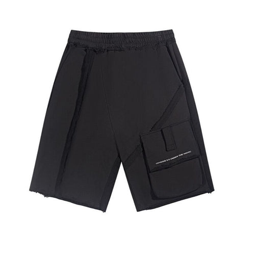 Deconstruction Pocket Shorts