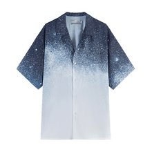 Load image into Gallery viewer, Starry Sky Cuban Shirt