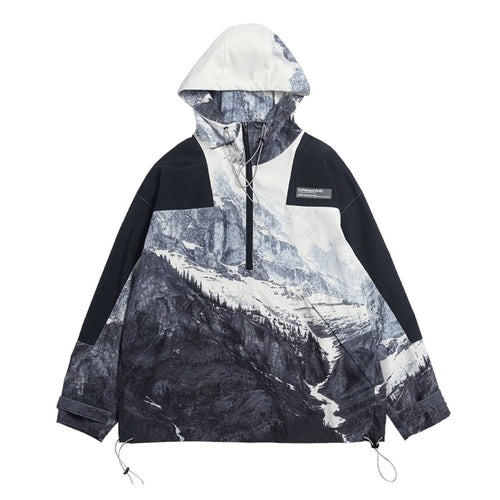 Snow Mountain Light Jacket