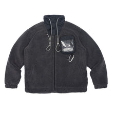 Load image into Gallery viewer, PVC Pocket Sherpa Jacket