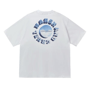 3D Logo Environment Protection Tee