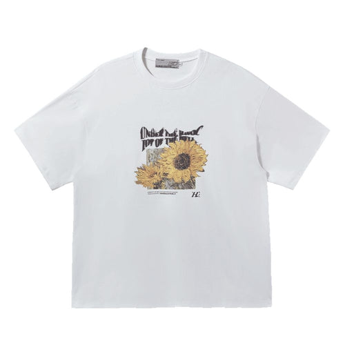 Sunflowers Oil Painting Tee