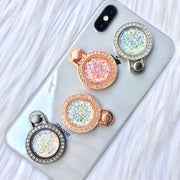 Rhinestone Phone Grip