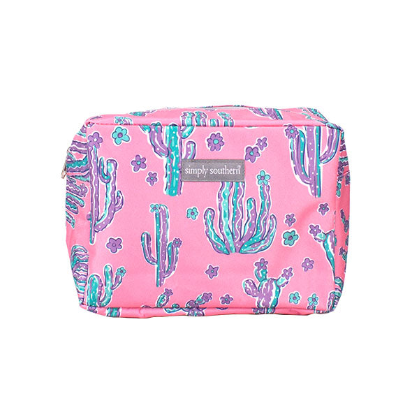 Cactus Collection Cosmetic Bag