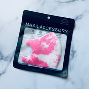 Pink Tie Dye Reusable Face Mask