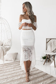 Briana Lace Two Piece Set