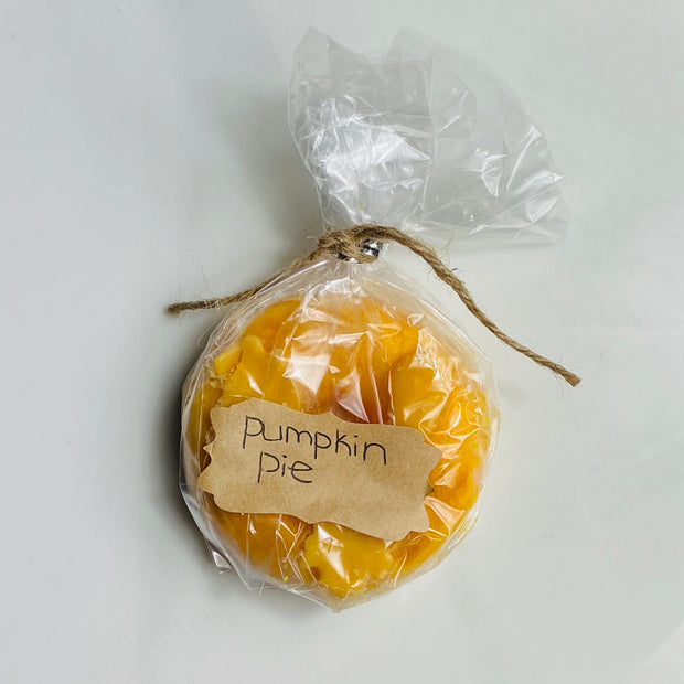 Pumpkin Pie Donut Wax Melt