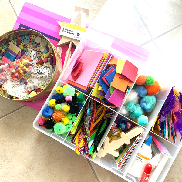 Create your very own Craft Box under $30