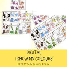 Load image into Gallery viewer, I know my COLOURS! *Digital File*