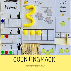 My Counting Pack *Digital File*