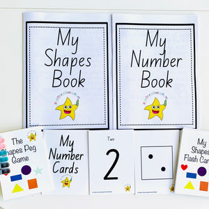The ULTIMATE Pack- Literacy And Numeracy Pack