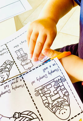 Humpty Dumpty Activity Pack