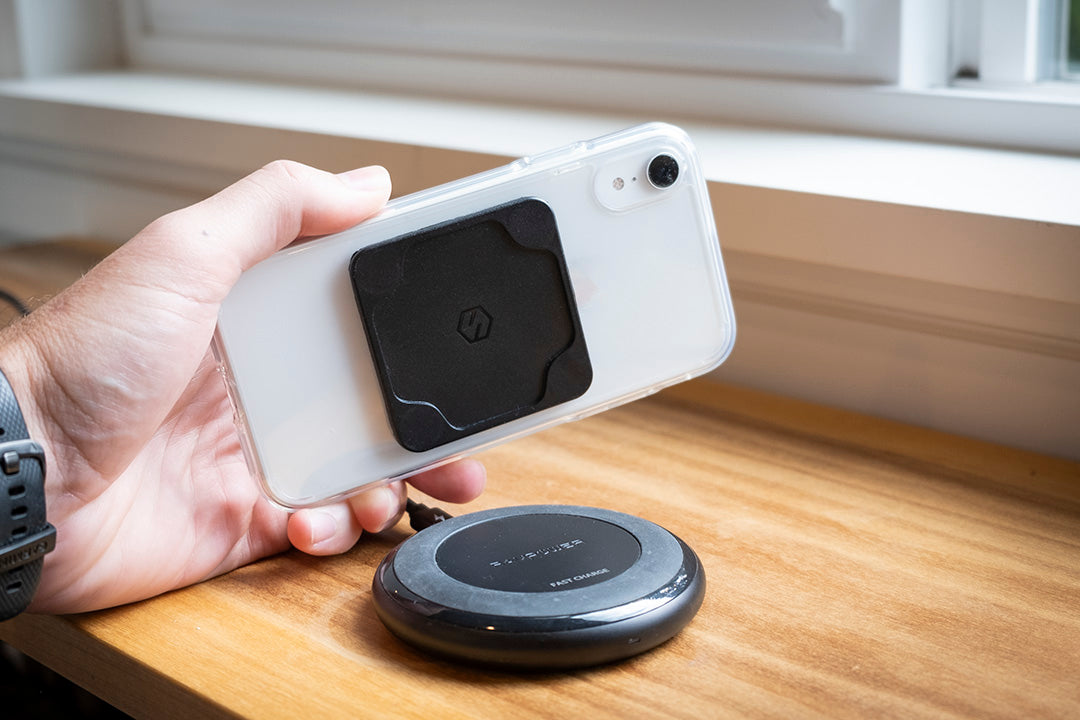 How to Get the SwitchLok Adapter to Work with Qi Wireless Charging