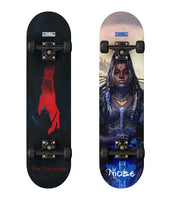Niobe and The Untamed Skate Decks