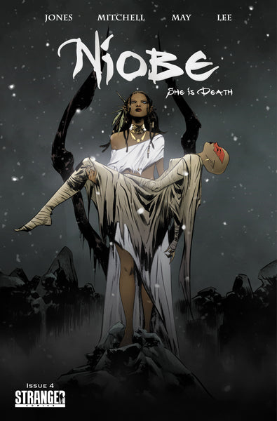 Niobe: She is Death #4 Jae Lee Cover B