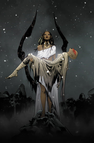 Niobe: She is Death #4 Jae Lee Virgin Retailer Incentive