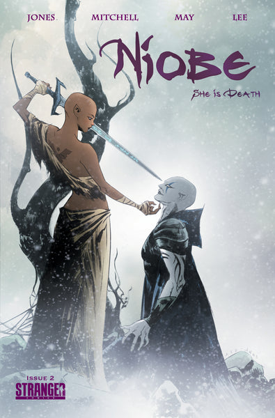 Niobe: She is Death #2 Jae Lee Cover B