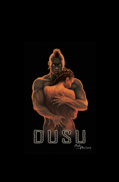 Dusu: Path of the Ancient Hardcover Graphic Novel