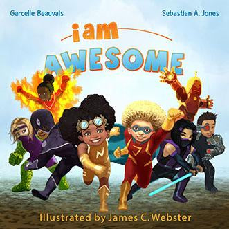 I Am Awesome SIGNED